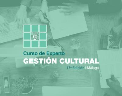 Curso de Experto en Gestión Cultural Málaga