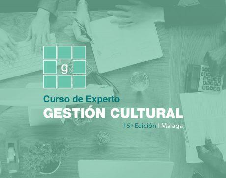 Curso de Experto Gestión Cultural Málaga